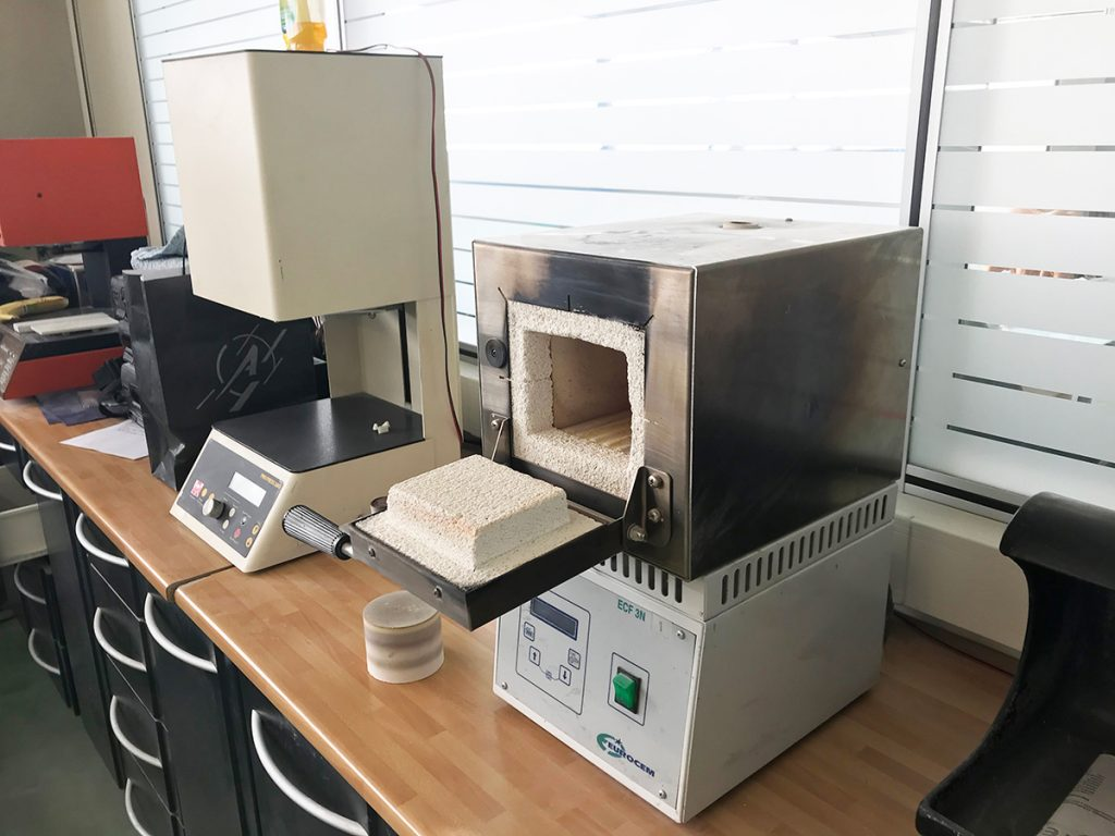 Forni Laboratorio Odontotecnico | Odontocap