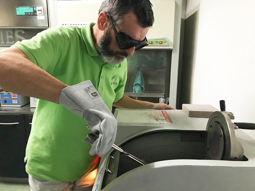 Forno Odontotecnico | Odontocap