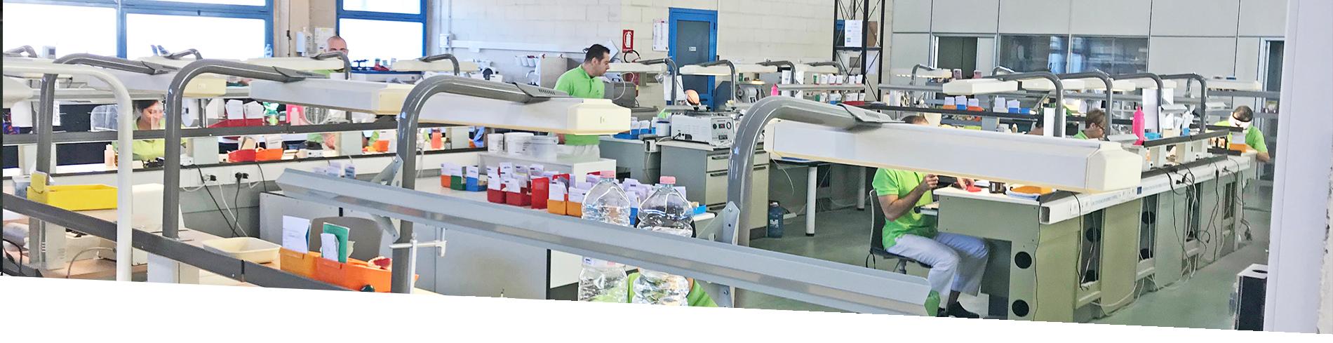 Laboratorio odontotecnico Milano