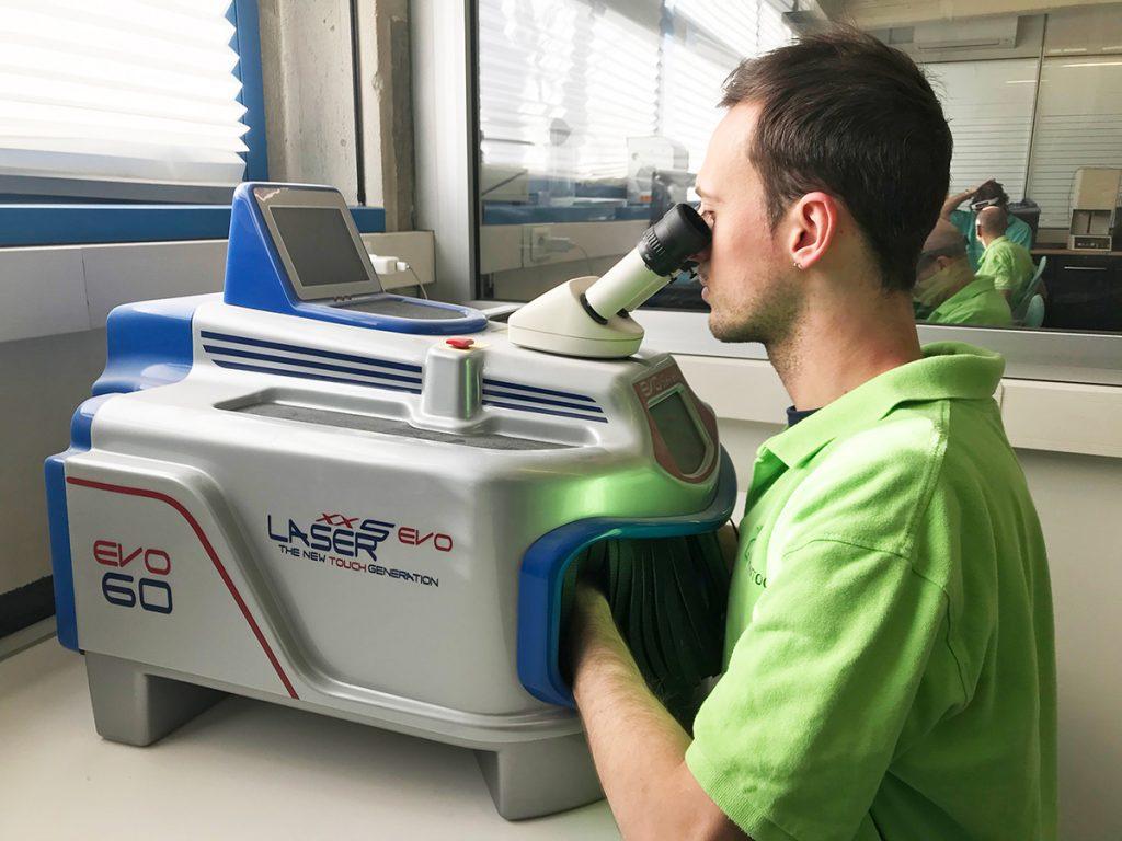 Laser Odontotecnico | Odontocap