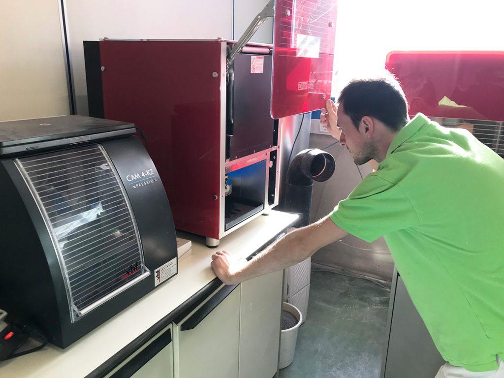 Tecnologia Odontotecnica Cad Cam